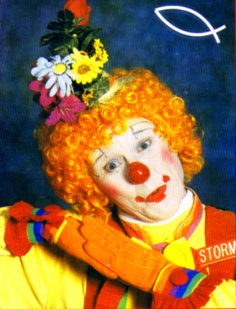 Stormy the Clown